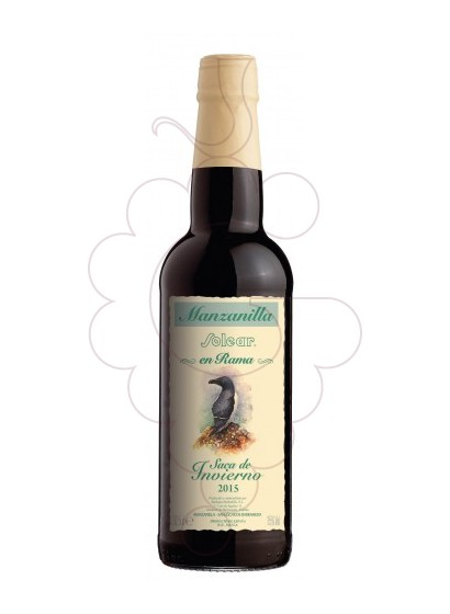 Photo Manzanilla en Rama Barbadillo fortified wine