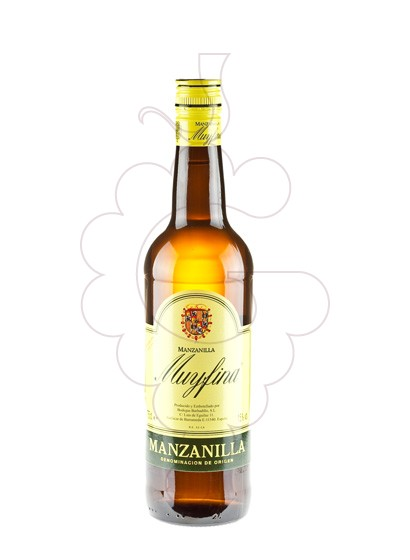 Photo Manzanilla muy fina fortified wine