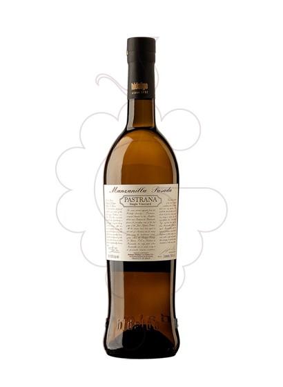 Photo Manzanilla Pastrana Pasada fortified wine