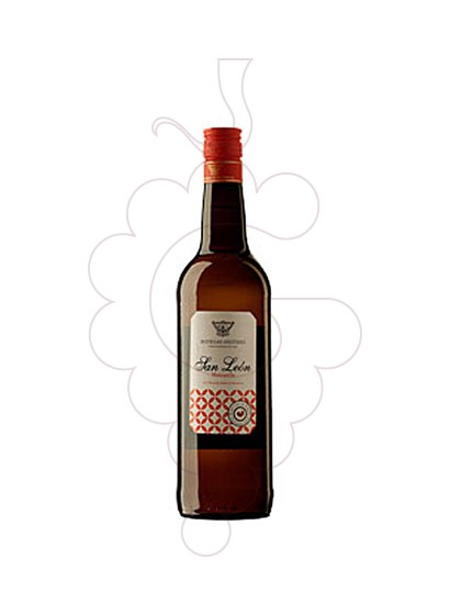 Photo Manzanilla San Leon Clasica fortified wine