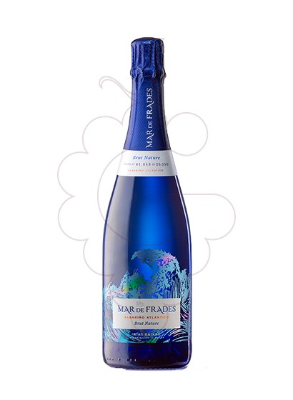 Photo Mar de Frades Brut Nature sparkling wine