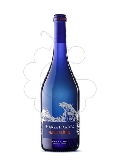 Photo Mar de frades Godello white wine