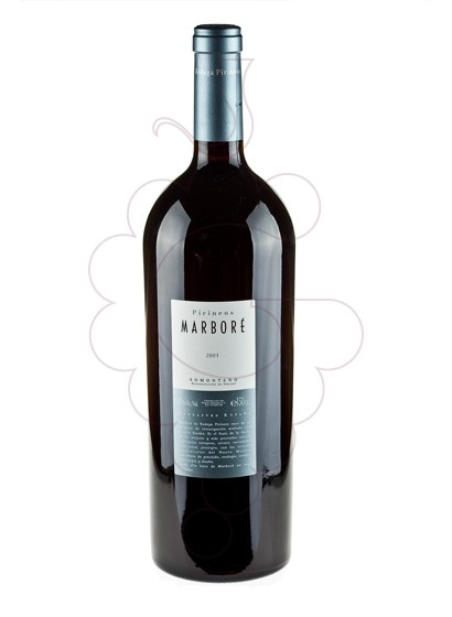 Photo Marbore Magnum red wine