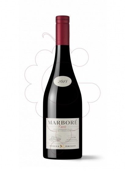Photo Marbore  red wine