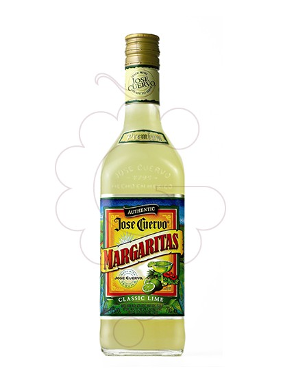 Photo Liqueur Margaritas Jose Cuervo