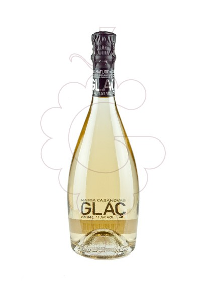 Photo Maria Casanovas Glaç sparkling wine