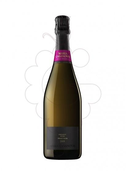 Photo Maria Casanovas Rosat Pinot N. sparkling wine
