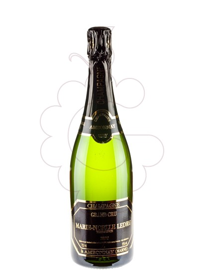 Photo Marie-noelle Ledru Brut sparkling wine