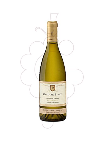 Photo Marimar Chardonnay La Masia  white wine