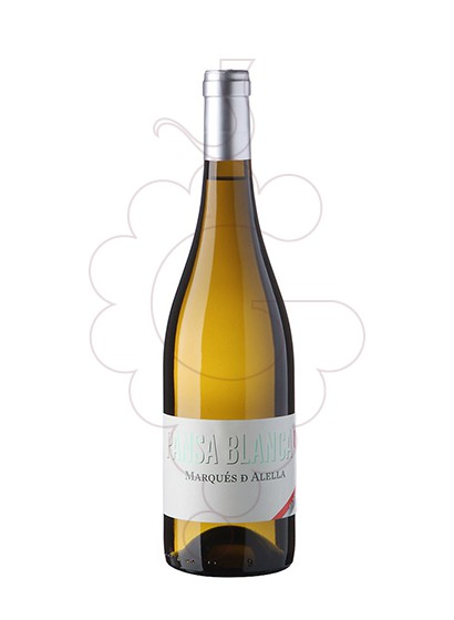 Photo Marques d'Alella Pansa Blanca white wine