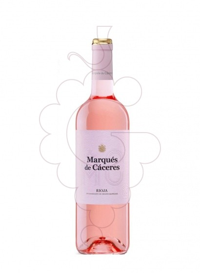 Photo Marques de Caceres Rosat rosé wine