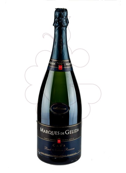 Photo Marques de Gelida Magnum Brut sparkling wine