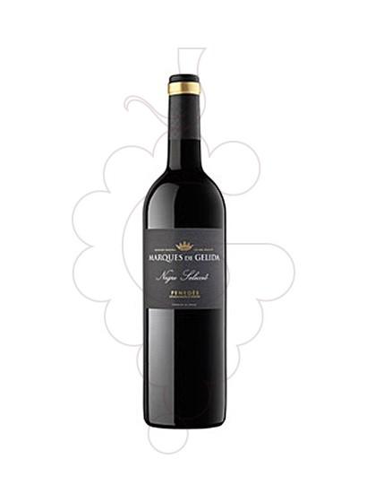 Photo Marques de Gelida Negre Selecció red wine
