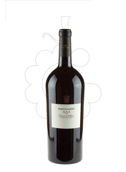 Photo Marques de Griñon AAA Magnum red wine