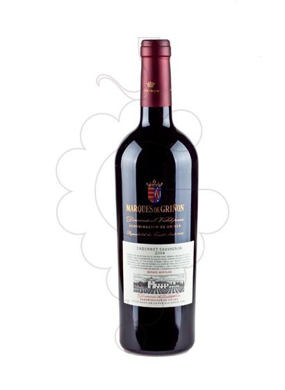 Photo Marques de Griñon Cabernet Sauvignon red wine