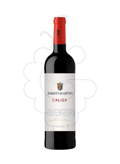 Photo Marques de Griñon Caliza red wine