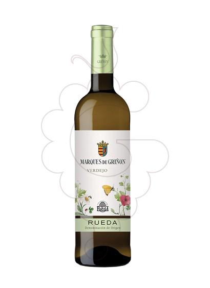 Photo Marqués de Griñón Verdejo white wine