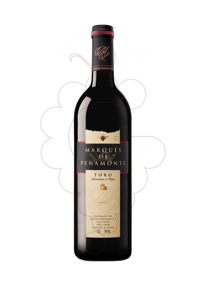 Photo Marques de Peñamonte Reserva red wine