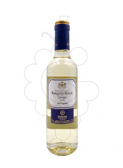 Photo Marques de Riscal Blanc (mini) white wine