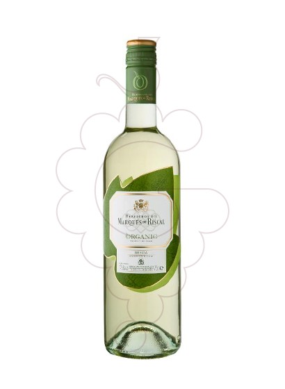 Photo Marqués de Riscal Blanco Organic white wine