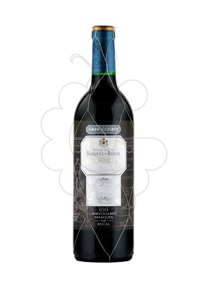Photo Marqués de Riscal Gran Reserva 150 Aniversario red wine