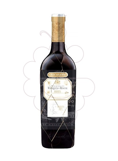 Photo Marques de Riscal Gran Reserva red wine