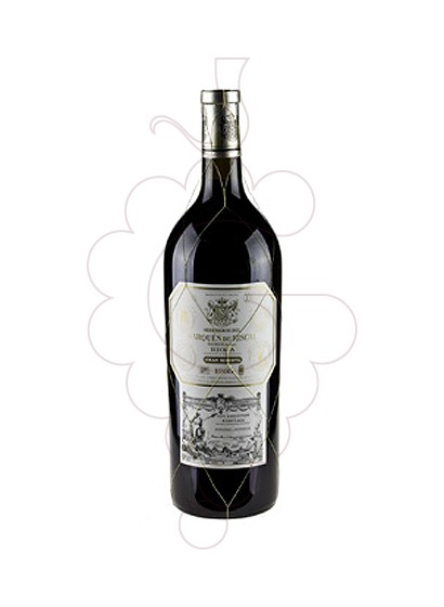 Photo Marques de Riscal Magnum Gran Reserva  red wine