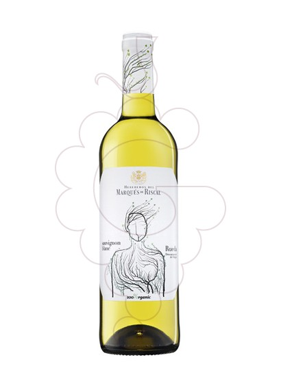 Photo Marques de Riscal Sauvignon Blanc white wine