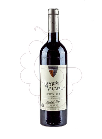 Photo Marques de Valcarlos Reserva red wine