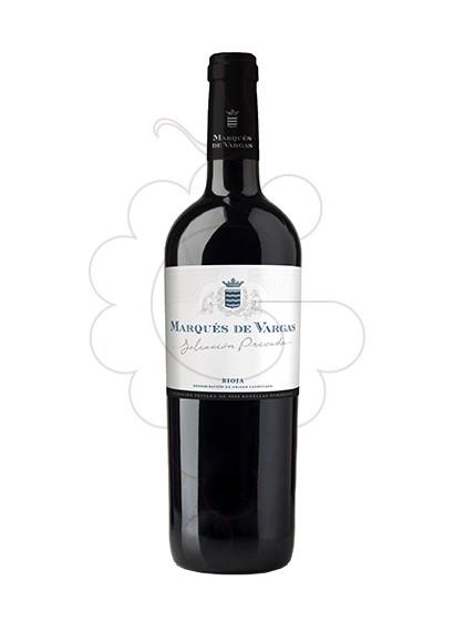 Photo Marques de Vargas Reserva Privada  red wine