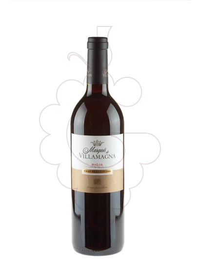 Photo Marques de Villamagna Gran Reserva red wine