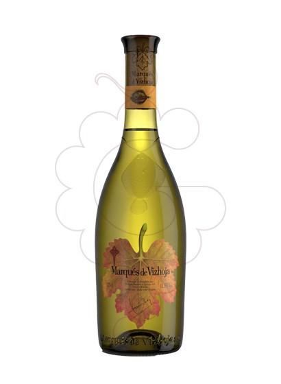 Photo Marques de Vizhoja Blanc white wine