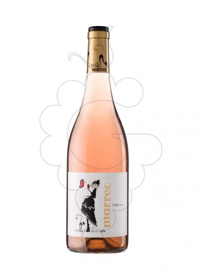 Photo Rose Marrec rosé wine