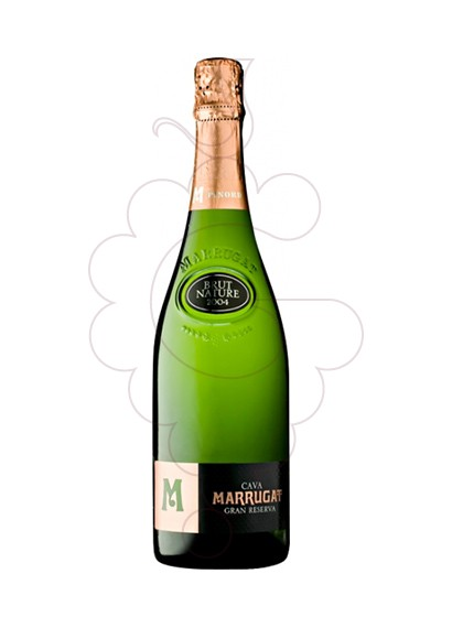 Photo Marrugat Brut Nature sparkling wine