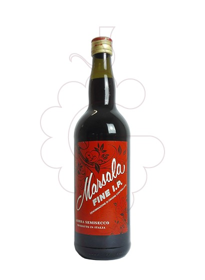 Photo Marsala La Canellese Fine fortified wine