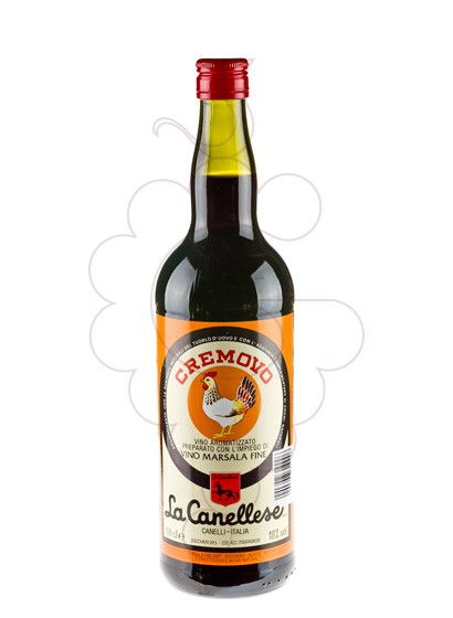 Photo Marsala La Canellese Cremovo fortified wine