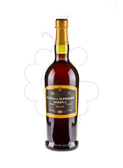 Photo Marsala Superiore Riserva Dolç fortified wine