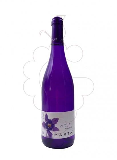 Photo Marta Violet white wine