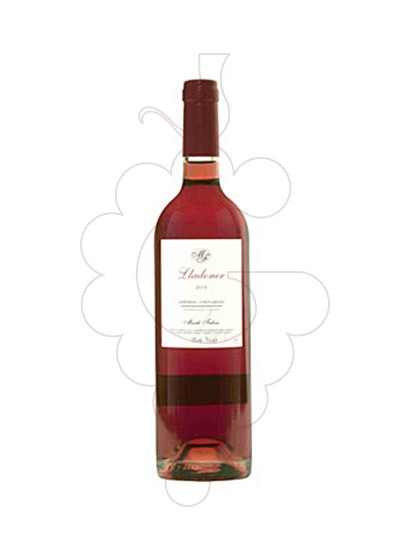 Photo Marti Fabra Lladoner Rosat rosé wine