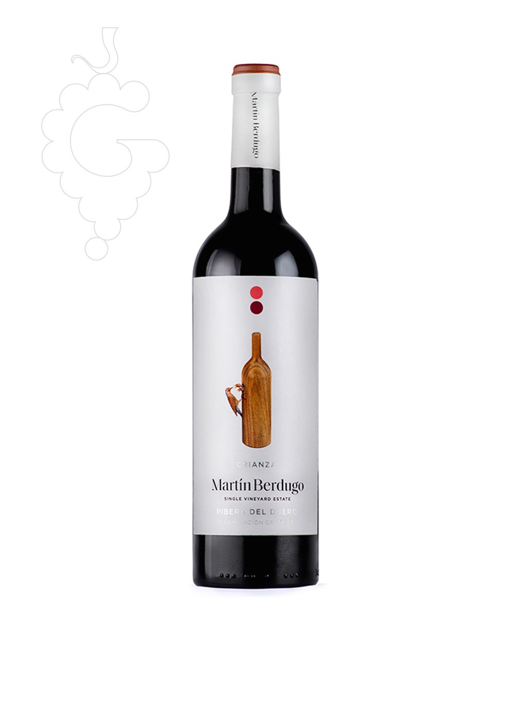 Photo Martin Berdugo Crianza red wine