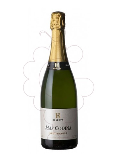 Photo Mas Codina Brut Nature sparkling wine