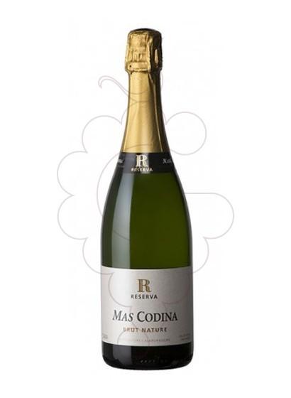Photo Mas Codina Brut Nature sparkling wine