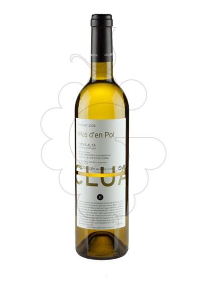 Photo Mas d'en Pol Clua white wine