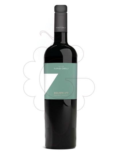 Photo Mas Geli Solista Nº7 Subirat Parent white wine