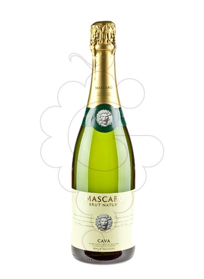 Photo Mascaró Brut Nature sparkling wine