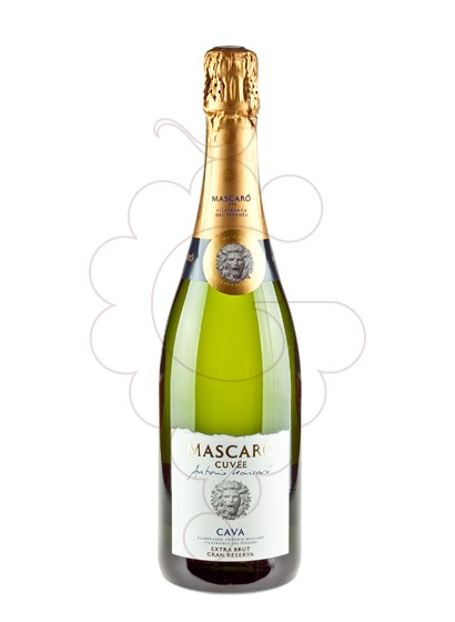 Photo Mascaró Cuvée Antonio Mascaró sparkling wine