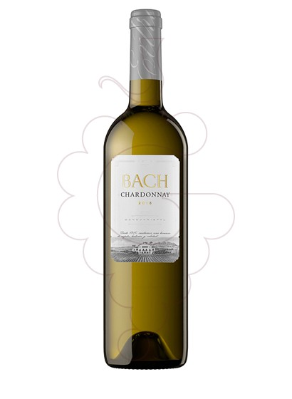 Photo Bach Chardonnay  white wine