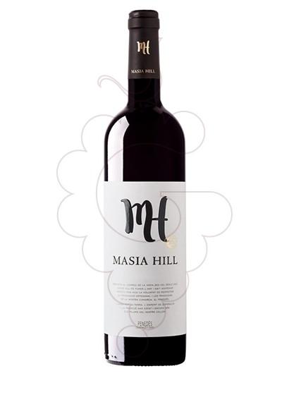 Photo Masia Hill Negre Tempranillo red wine
