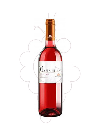 Photo Masia Hill Rosat rosé wine