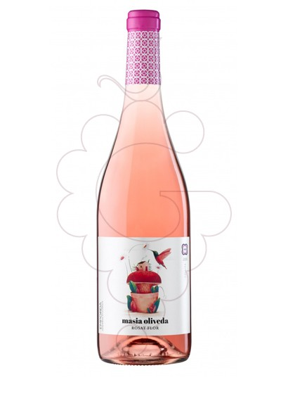 Photo Masia Oliveda Rosat rosé wine
